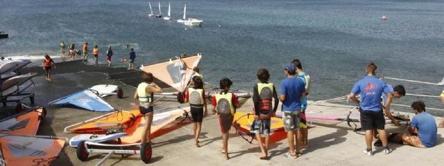 El Centro Insular de Deportes Náuticos abrirá el plazo de inscripción para su campaña de actividades de verano el próximo 25 de mayo