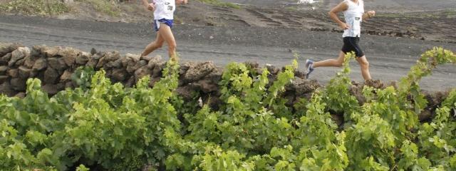 La «WineRun Lanzarote» cuenta ya con 440 inscritos, el 52% mujeres