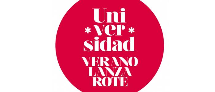 Todo preparado para el acto inaugural de la X Universidad de Verano de Lanzarote