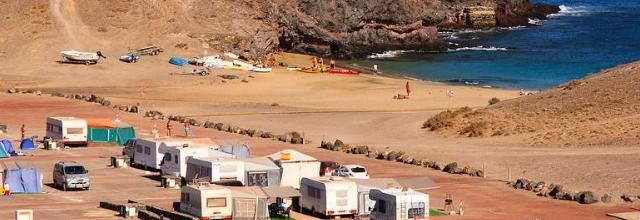 Este lunes 12 de mayo se abre el plazo para tramitar las solicitudes de autorización para hacer uso este verano del área de acampada de Papagayo