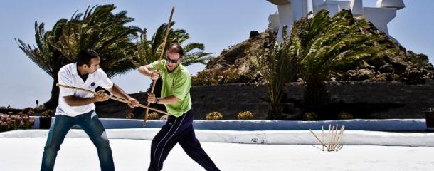 El Cabildo de Lanzarote pone en marcha la campaña de verano de Palo Conejero 2015