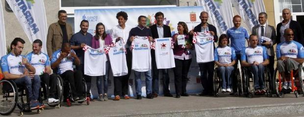 Todo listo para la 25 edicion de la Maratón Internacional de Lanzarote