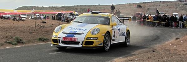 El Cabildo colabora con el 36º Rally Isla de Lanzarote que cerrará la temporada por tercer año consecutivo