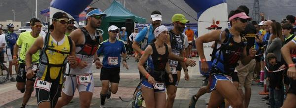 Convocatoria abierta para un nuevo triatlón dentro del IV Desafío 8ª Isla 2015