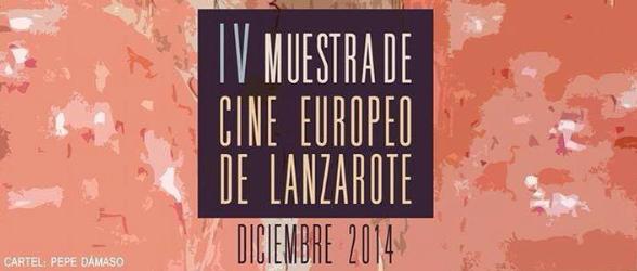 """La 4ª Muestra de Cine Europeo de Lanzarote exhibirá """"lo mejor de la cosecha cinematográfica del año"""""""