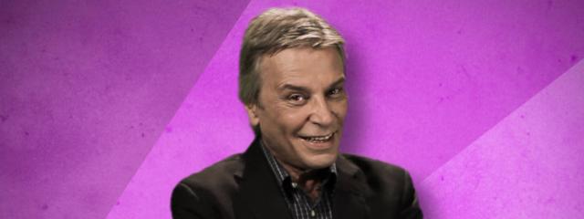 Manolo Vieira presenta su último espectáculo, 'Sólo por reír', en el Auditorio de Teror