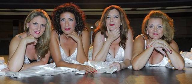 Agotadas las entradas para la comedia teatral 'Las histéricas somos lo máximo'