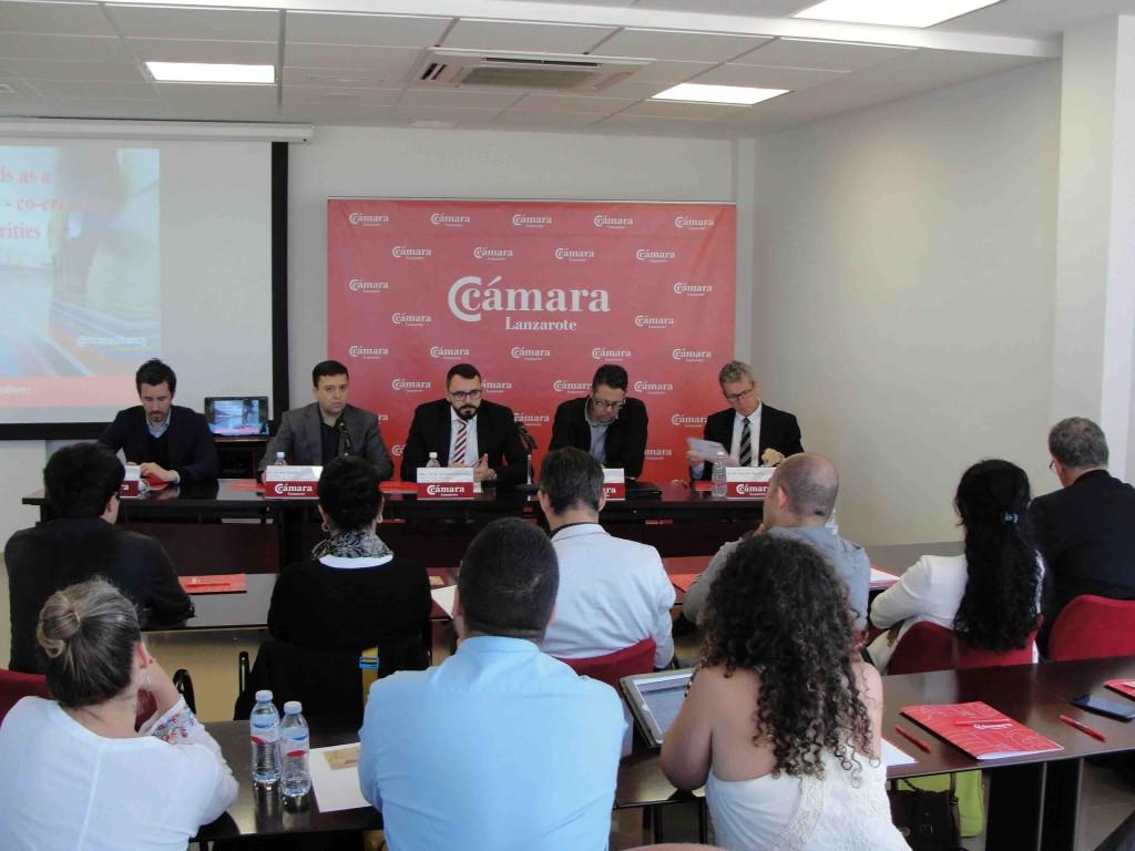 Jornadas Lanzarote Hubs abril 2015