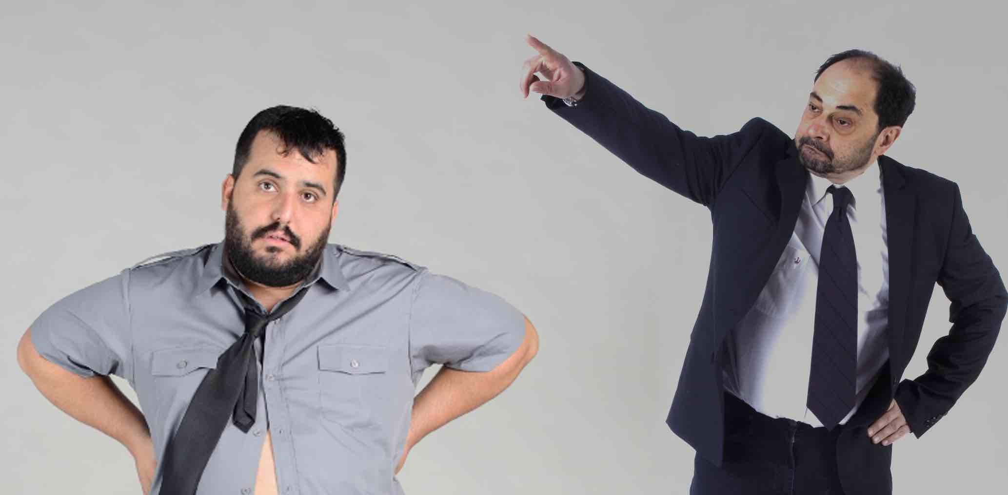 Entrevista – Kike Pérez y Jordi Sánchez: «Me gusta decir que soy un actor que escribe»