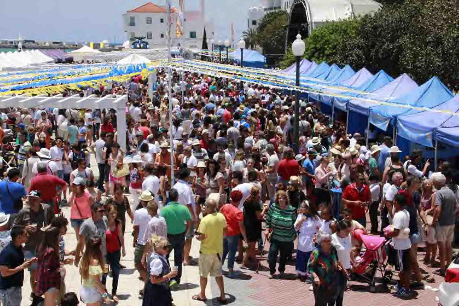 Dia de Canarias 2015 arrecife parque jose ramirez cerda