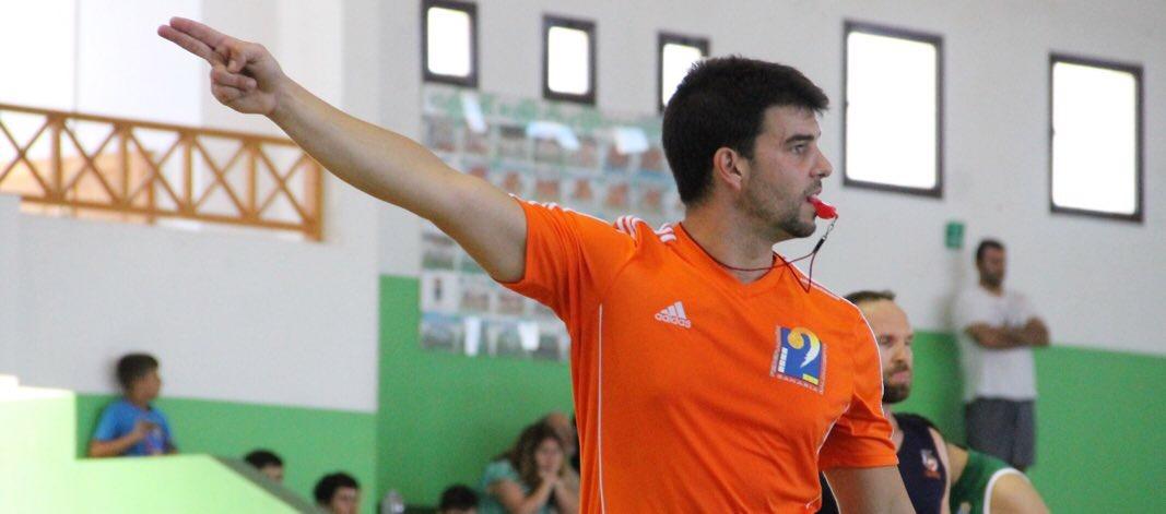 Ocho árbitros designados para el Campeonato de Canarias de 2º División Masculina
