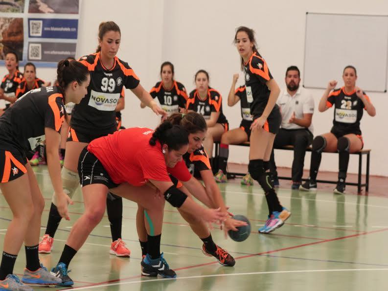 club balonmano zonzamas ascenso 2015