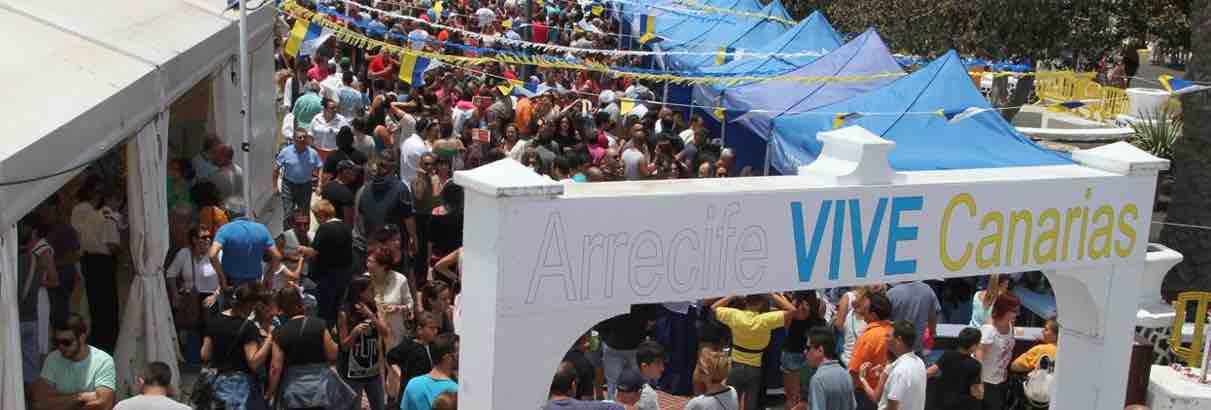 ¡Arrecife Vive Canarias! por tercer año consecutivo