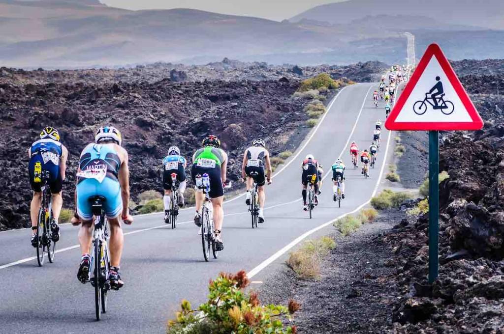 ironman peligro ciclistas cesar piret