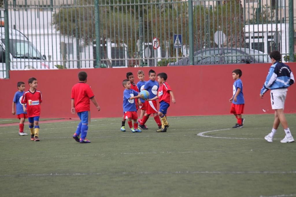 torneo prebenjamin futbol arrecife 2015