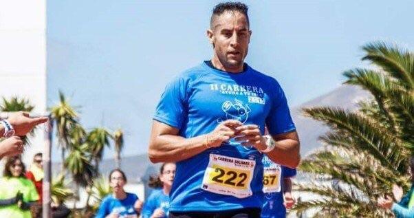 El triatleta paralímpico lanzaroteño Lionel Morales será uno de los ponentes del foro 'Eleva2 al éxito'