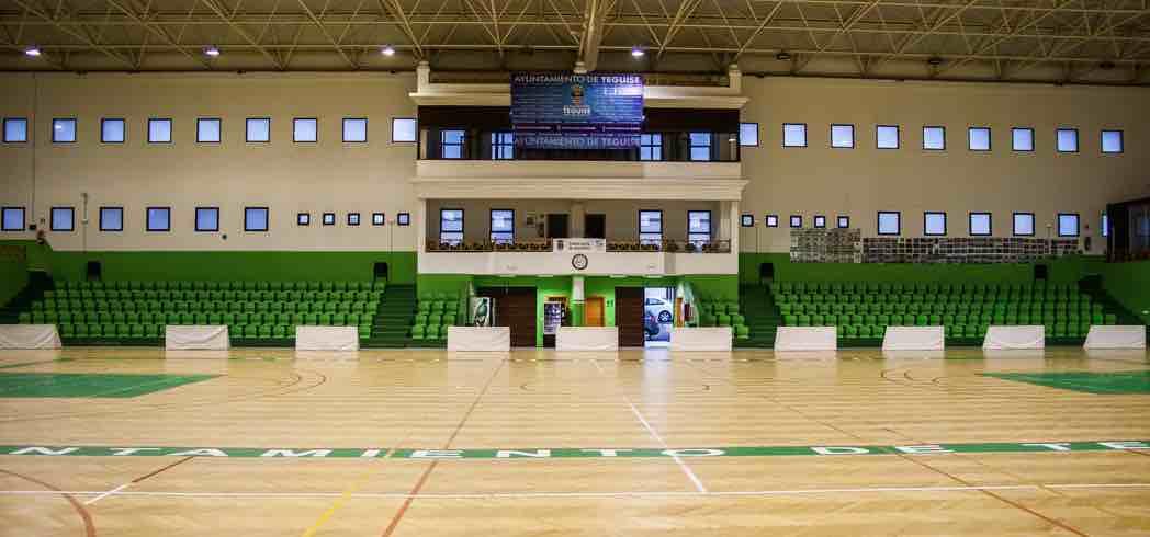 Teguise se prepara para recibir a las promesas del baloncesto femenino en el Campeonato de Europa Sub20 que se disputará en Lanzarote