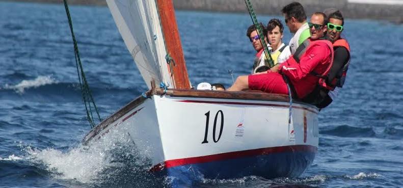 El domingo se cierra la temporada de barquillos de 8,55 con el Trofeo Grúas San Ginés