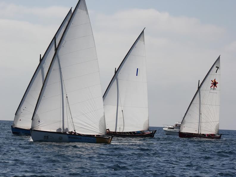 trofeo regata gruas san gines vela