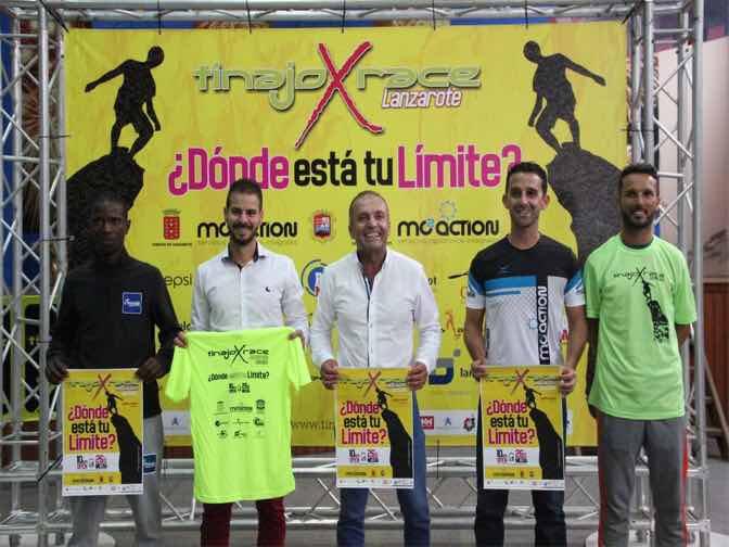 TINAJO x race deporte