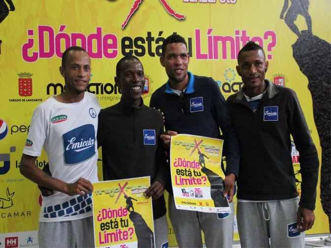 La cuarta edición de la Tinajo X-Race contará con la participación de casi 400 runners