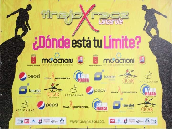 TINAJO x race 2015