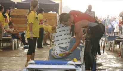 El Ironman 70.3 Lanzarote busca voluntarios