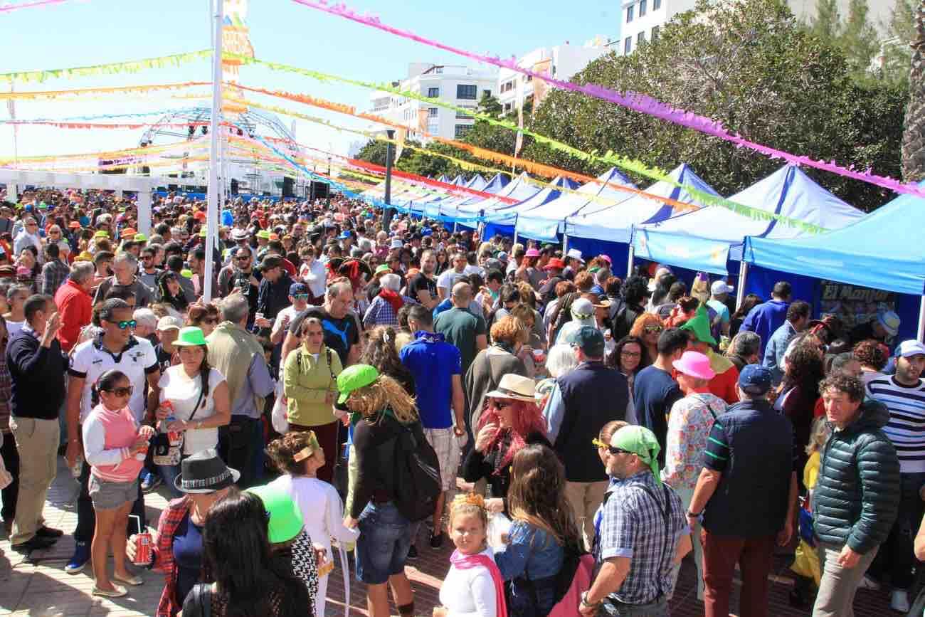 El Carnaval de Arrecife se llenará de sabor este sábado con la primera Feria de la Tapa de 2016