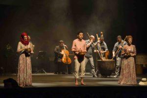 PIELES. Teatro Cuyás. Las Palmas de Gran Canaria. 26 de mayo de 2016