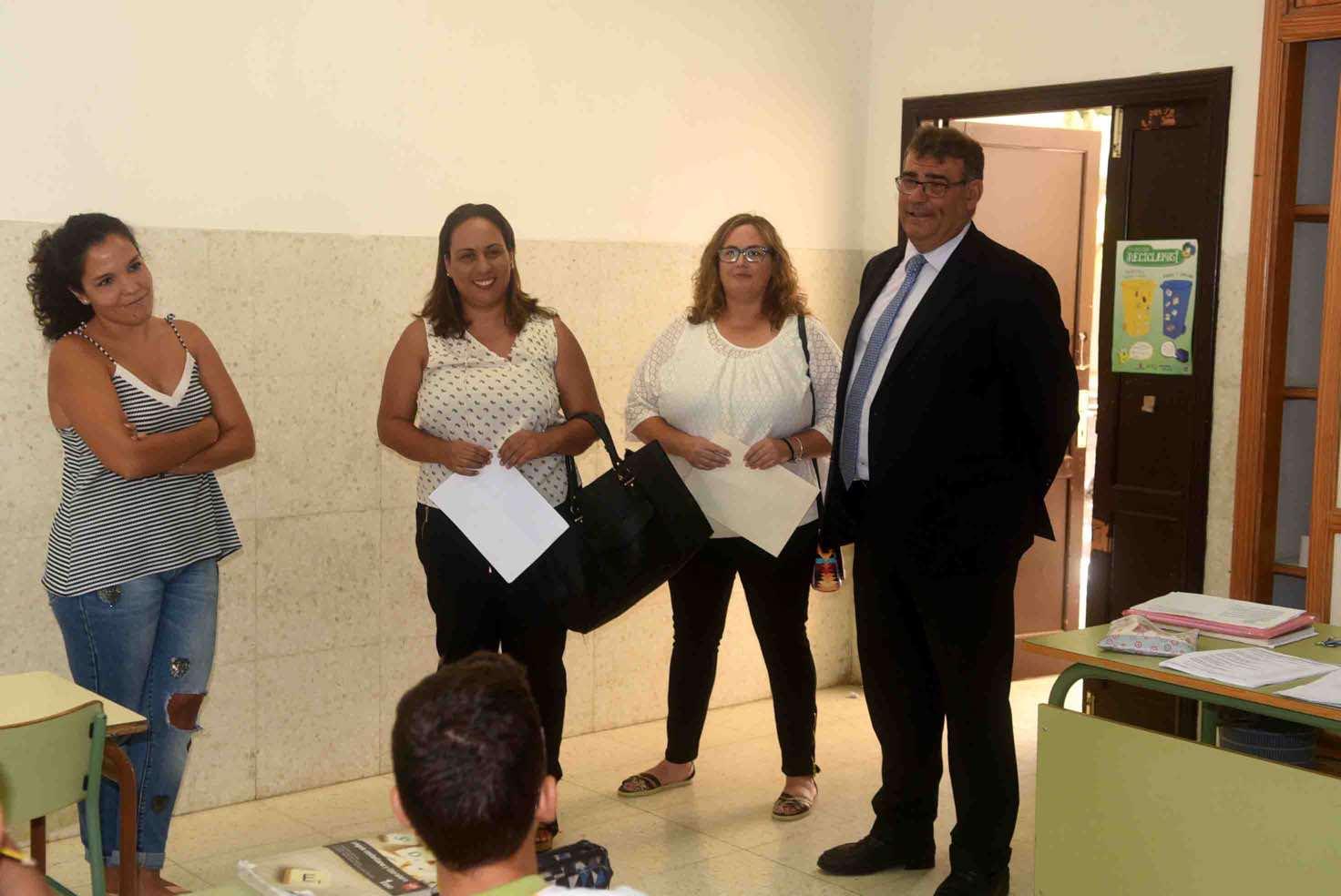 """Ayer finalizó el proyecto """"Refuerzo Escolar Verano 2016"""" del que se han beneficiado 134 niños y jóvenes del municipio"""