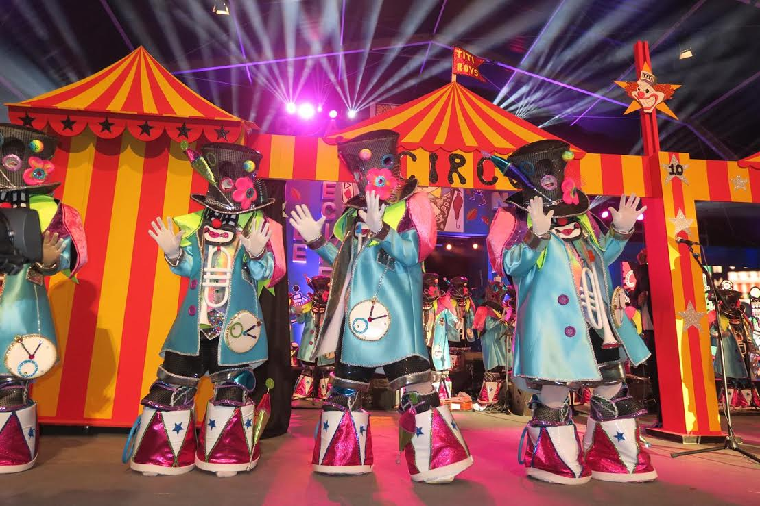 Resultado de imagen de titi roys carnaval 2018