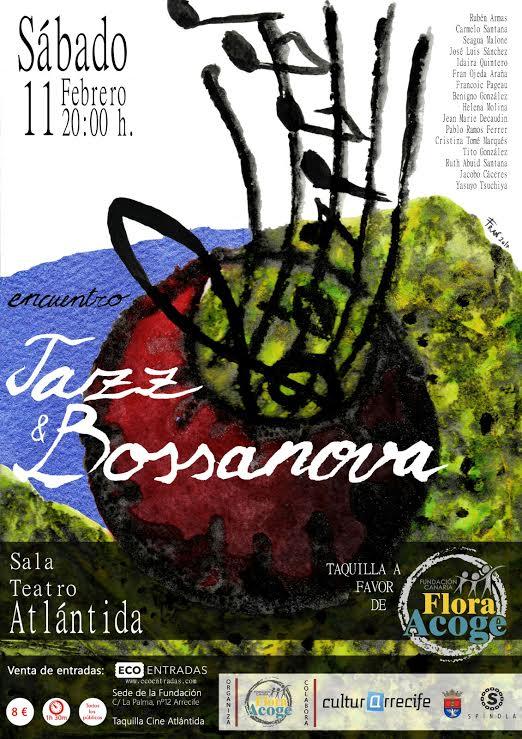 """Cultura Arrecife presenta el """"IV Encuentro de Jazz y Bossa Nova"""""""