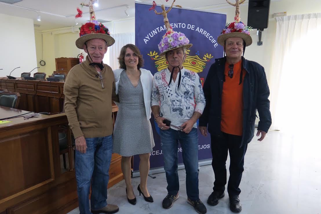 """El pregón de """"Los amigos del Carnaval"""" dará mañana el pistoletazo de salida al Carnaval de Arrecife"""
