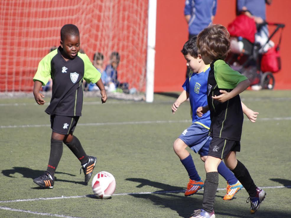 Este sábado se disputa la segunda jornada del Torneo de Fútbol Pre-Benjamín de Arrecife
