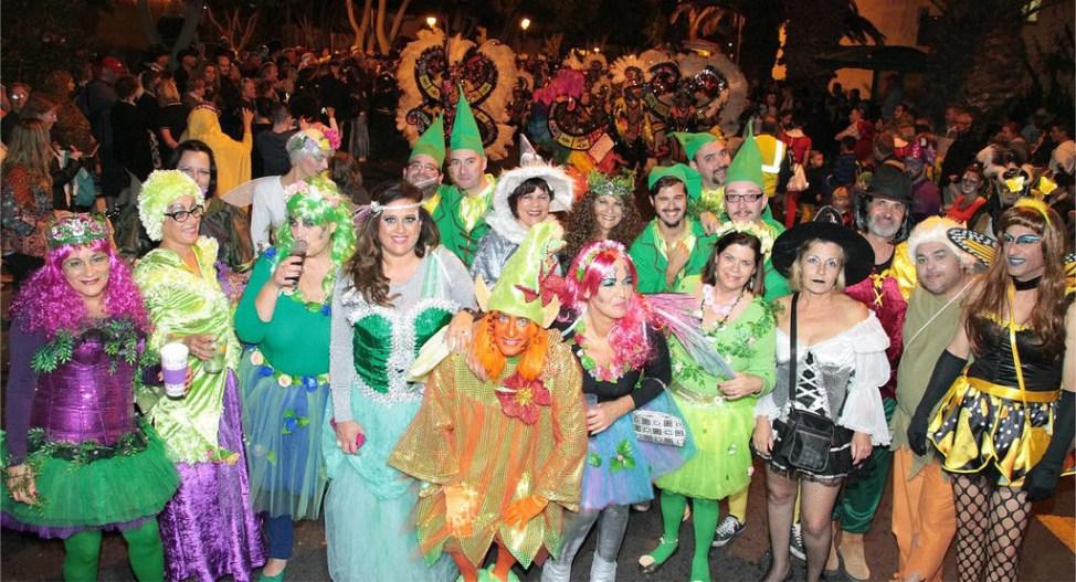 Los vecinos elegirán nuevamente la alegoría del Carnaval de Haría