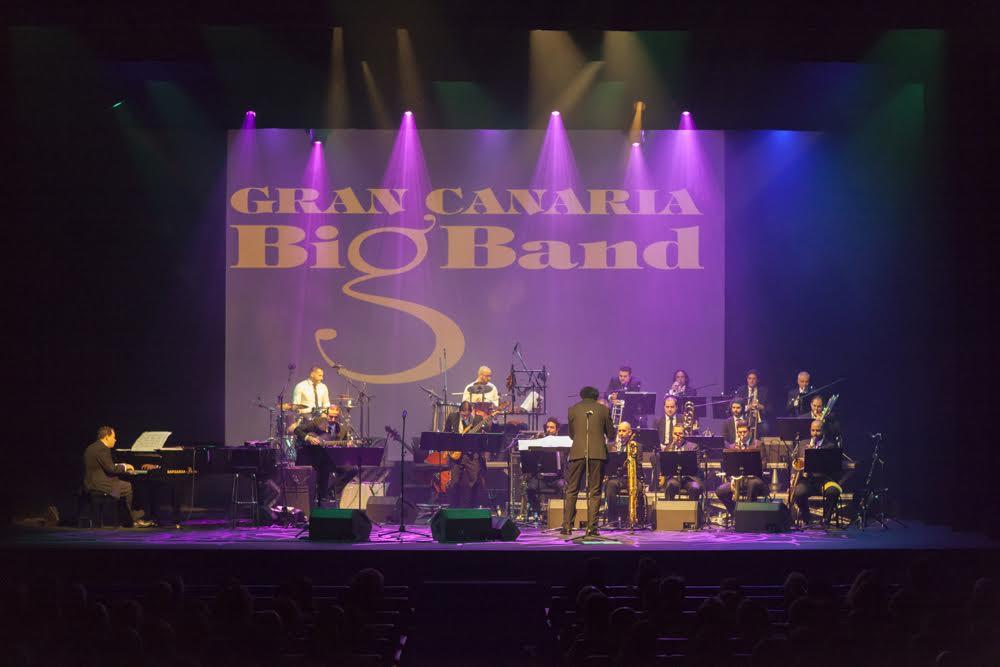 El Ayuntamiento de Arrecife informa que el concierto de la Gran Canaria Big Band se traslada al 7 de julio