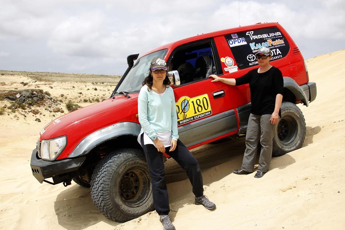 Deportes Arrecife presenta el equipo Ivimach Woman Toyota Lanzarote