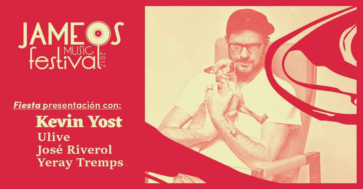 El mejor aperitivo de Jameos Music Festival'17