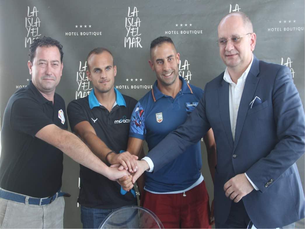 Lionel Morales afronta la temporada 2017 con renovadas ilusiones