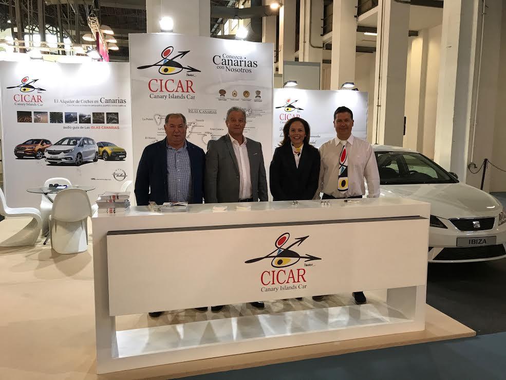 CICAR, un año más en la Fira de Barcelona