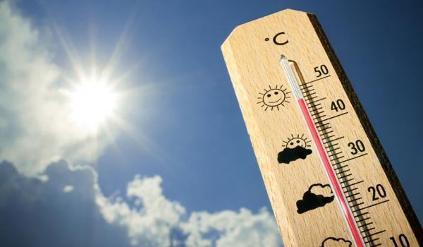 Se declara mañana la prealerta por temperaturas máximas en Lanzarote