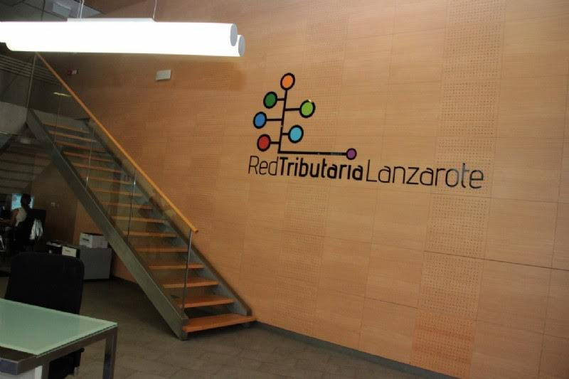 La Red Tributaria Lanzarote genera derechos a favor de los ayuntamientos de Haría, Tinajo, Teguise y Arrecife por importe de unos 38 millones de euros