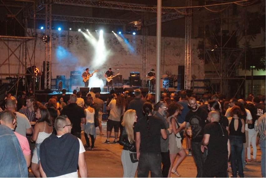 Los legendarios Obús ponen esta noche el broche de oro al Festival de Rock San Ginés 2017