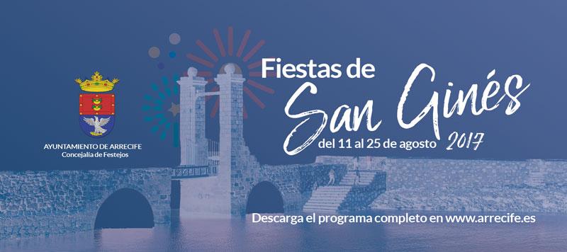 Este fin de semana arrancan las Fiestas de San Ginés