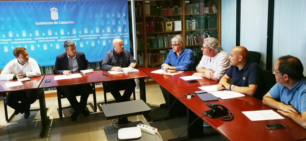 El Gobierno estudiará con todo el sector la propuesta de AVIBO para mejorar el POSEI del vino