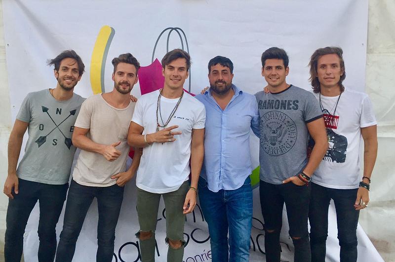 """Éxito de Participación en el concierto """"Fin de Verano"""" de San Bartolomé"""