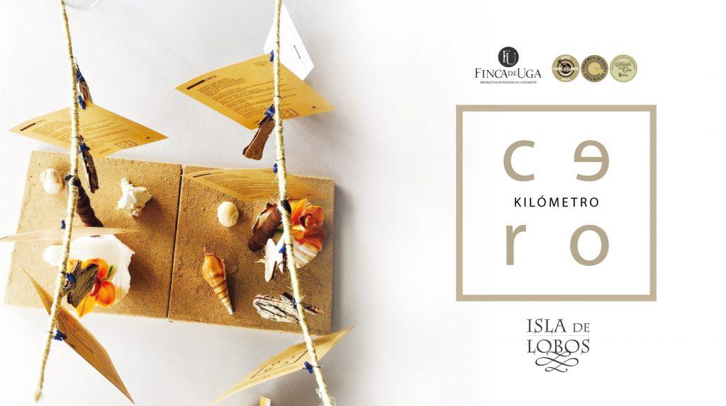 Vuelve KM.0, la experiencia gastronómica de la mano del restaurante Isla de Lobos y Finca de Uga