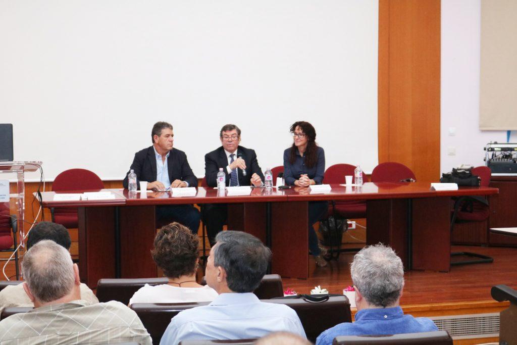 El Hospital Doctor José Molina Orosa acoge el XIII Foro Atlántico del Dolor
