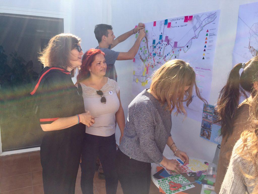 Arrecife, inspiración para jóvenes arquitectos de Alemania