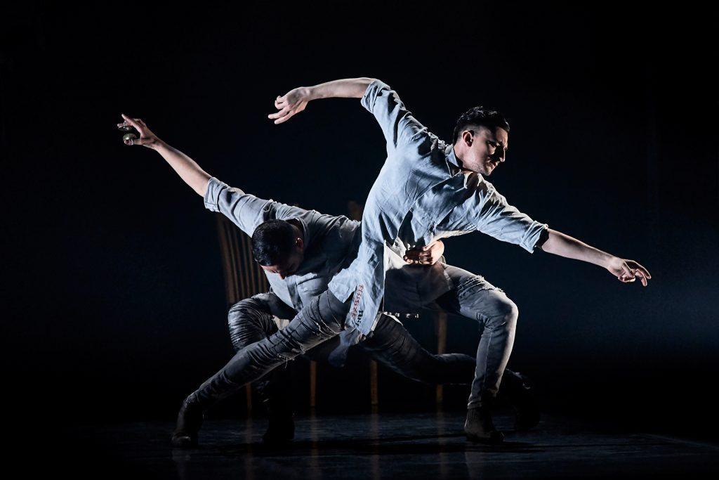 Vuelve la danza al Teatro El Salinero con el espectáculo Hábitat, de la compañía de Daniel Doña